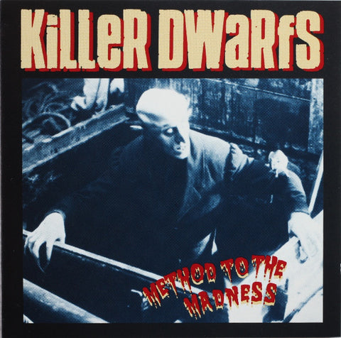 Killer Dwarfs - Method To The Madness  (CD, Album) - USED