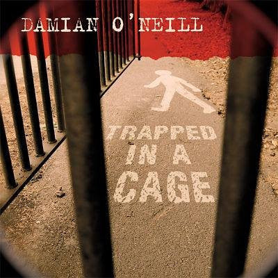 "Damian O'Neill - Trapped In A Cage (7"", Single) - USED"
