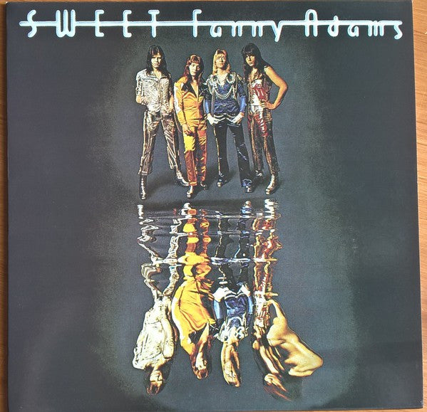 The Sweet - Sweet Fanny Adams (LP, Album, Unofficial) - NEW