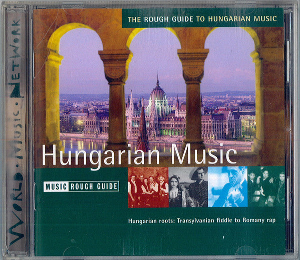Various - The Rough Guide To Hungarian Music (CD, Comp, Blu) - USED