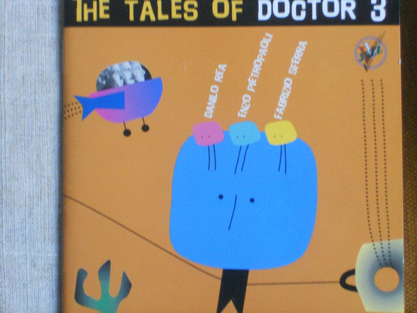 Doctor 3 - The Tales Of Doctor 3 (CD, Album) - USED