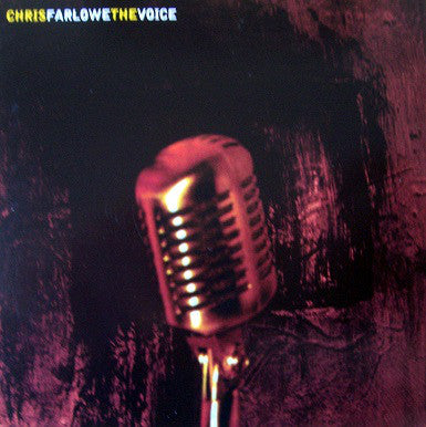 Chris Farlowe - The Voice (CD, Album) - USED