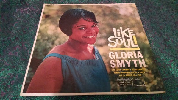 Gloria Smyth - Like Soul! (LP, Mono) - USED