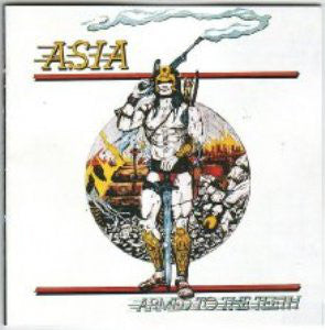 Asia (19) - Armed To The Teeth (LP, RE) - USED