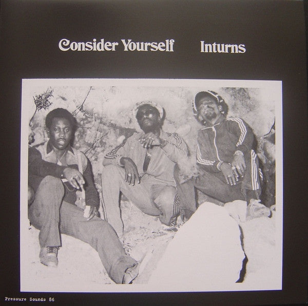Inturns* - Consider Yourself (LP, Album, RE) - NEW