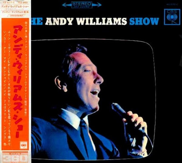 Andy Williams - The Andy Williams Show (LP, gat) - USED