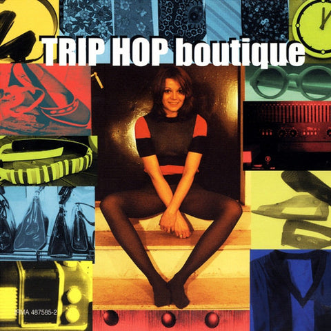 Various - Trip Hop Boutique (CD, Comp) - USED