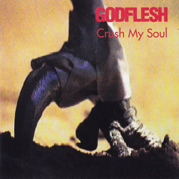 Godflesh - Crush My Soul (CD, Single) - USED