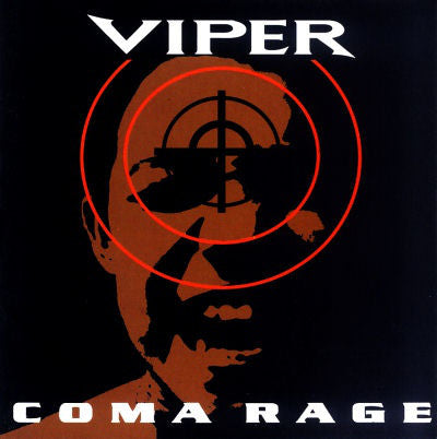 Viper (16) - Coma Rage (CD, Album) - USED