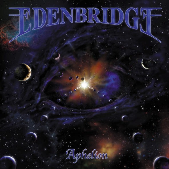 Edenbridge - Aphelion (CD, Album, Ltd, Len) - USED