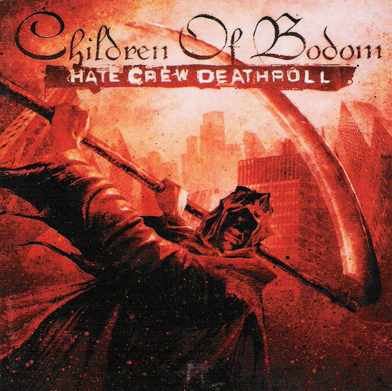 Children Of Bodom - Hate Crew Deathroll (CD, Album, RP) - USED