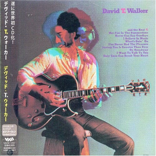 David T. Walker - David T. Walker (CD, Album, Pap) - USED