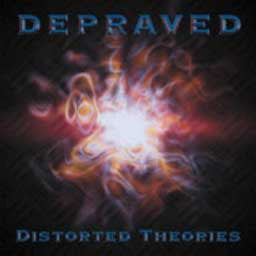 Depraved (4) - Distorted Theories (CD, Album) - USED