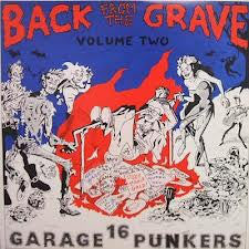 Various - Back From The Grave Volume Two (LP, Comp, RE, RM) - NEW