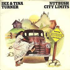 Ike & Tina Turner - Nutbush City Limits (LP, Album) - USED