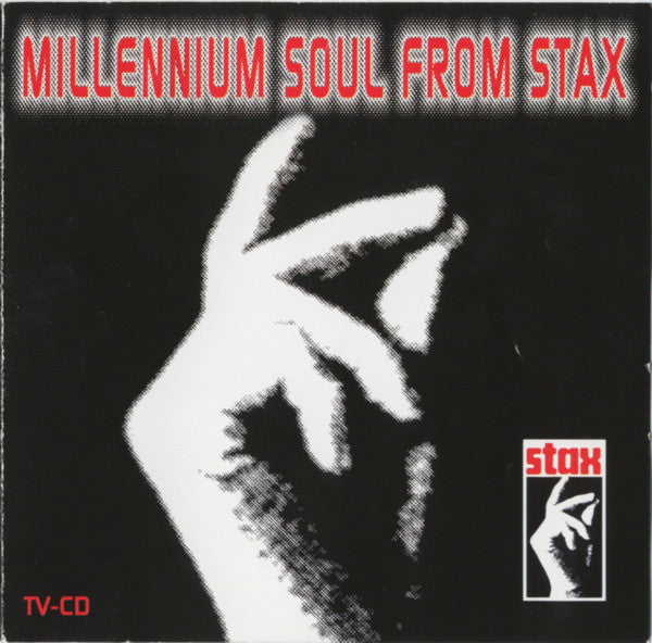 Various - Millennium Soul From Stax (CD, Comp) - USED