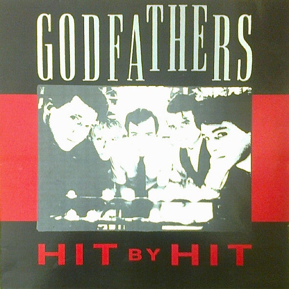 Godfathers* - Hit By Hit (LP, Comp) - USED