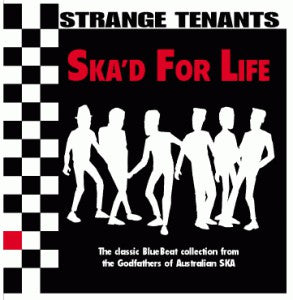 Strange Tenants - Ska'd For Life (CD, Comp) - USED