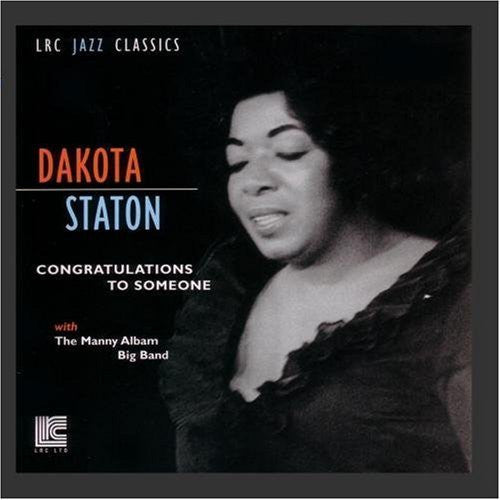 Dakota Staton - Congratulations To Someone (CD, Album, RE, RM) - USED