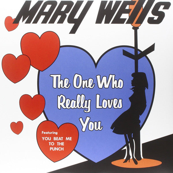 Mary Wells - The One Who Really Loves You (LP, Album, Mono, RE) - USED