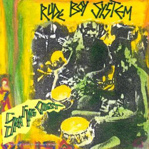 Rude Boy System - Ska'ing Ouest (CD, Album, Dig) - USED