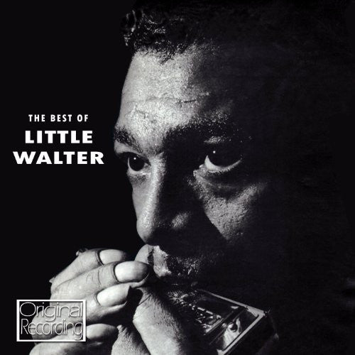 Little Walter - The Best Of Little Walter (CD, Comp, RE) - USED