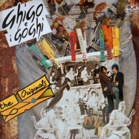 Ghigo E I Goghi - The Originals (LP) - NEW