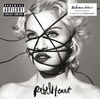 Madonna - Rebel Heart (CD, Album, Dlx) - USED