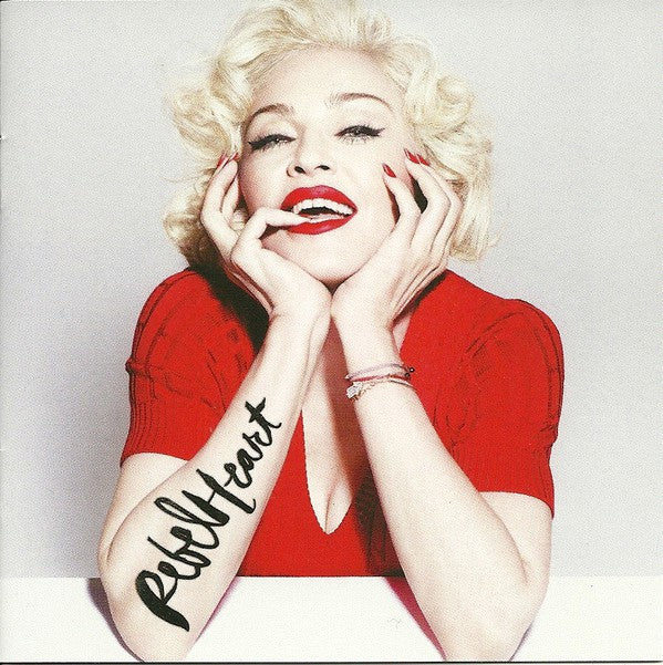 Madonna - Rebel Heart (CD, Album, Cle) - USED