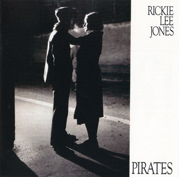 Rickie Lee Jones - Pirates (CD, Album, RE) - USED