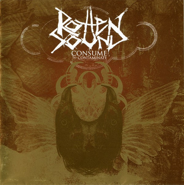 Rotten Sound - Consume To Contaminate (CD, EP) - USED