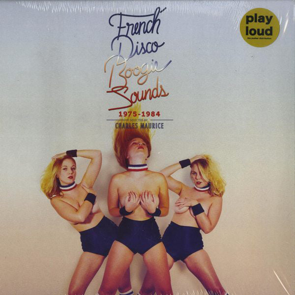 "Various - French Disco Boogie Sounds (1975-1984) (2x12"", Comp) - NEW"
