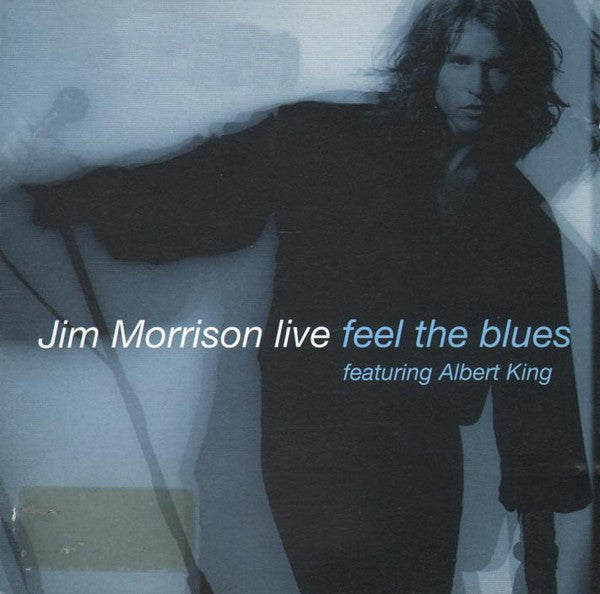 The Doors - Jim Morrison Live - Feel The Blues (CD, Unofficial) - USED