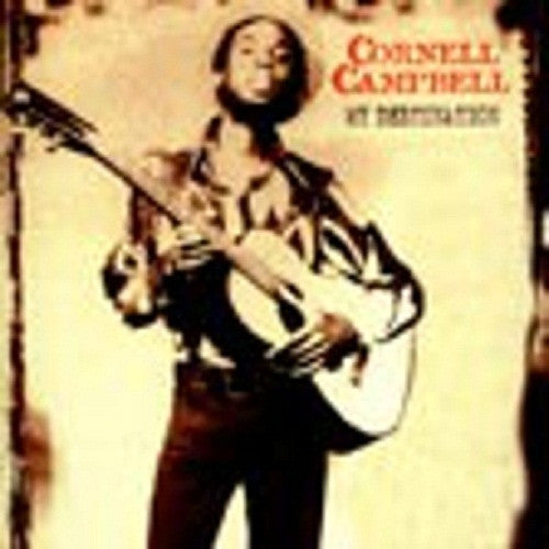 Cornell Campbell - My Destination (LP, Comp) - NEW