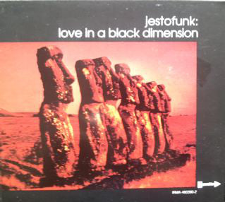 Jestofunk - Love In A Black Dimension (CD, Album, Dig) - USED