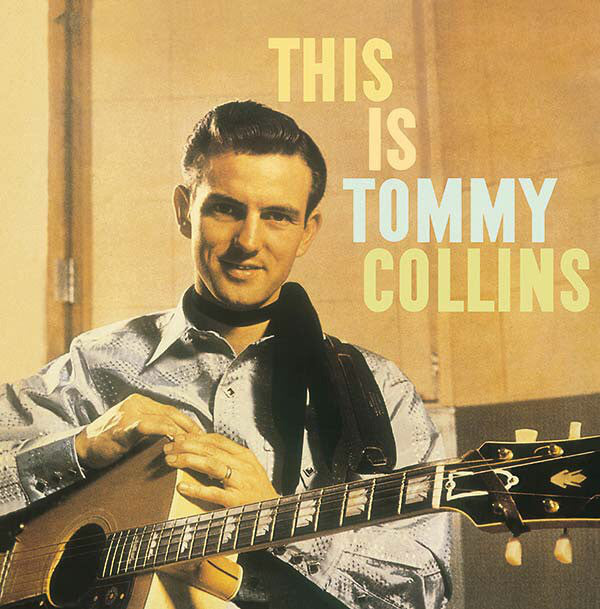 Tommy Collins - This Is Tommy Collins! (LP, RE) - USED