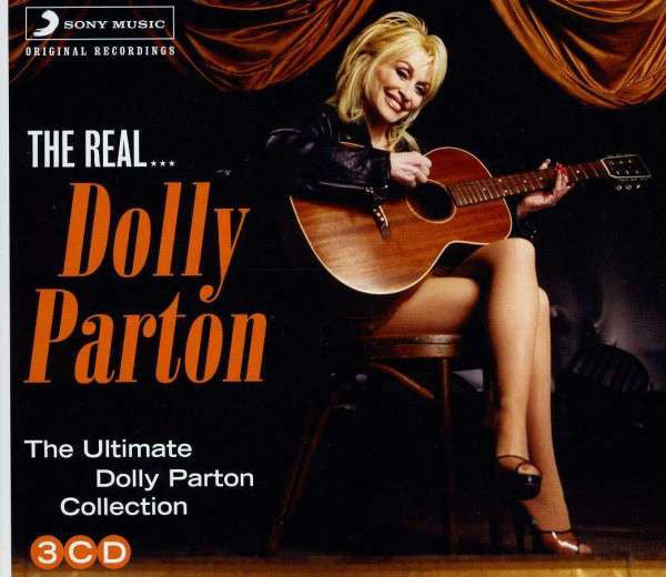 Dolly Parton - The Real... Dolly Parton (The Ultimate Dolly Parton Collection) (3xCD, Comp, RM) - NEW