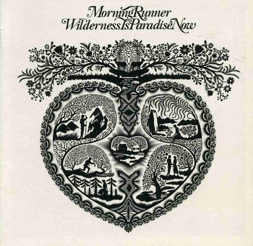 Morning Runner - Wilderness Is Paradise Now (CD, Album) - USED