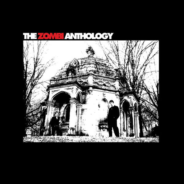 Zombi (2) - The Zombi Anthology (LP, Comp, Ltd, RE, Whi) - NEW