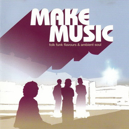 Various - Make Music (CD, Comp) - USED