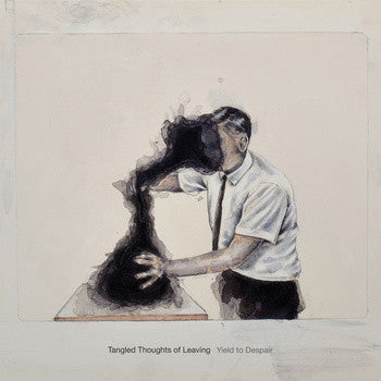 Tangled Thoughts Of Leaving - Yield To Despair  (CD, Album) - USED