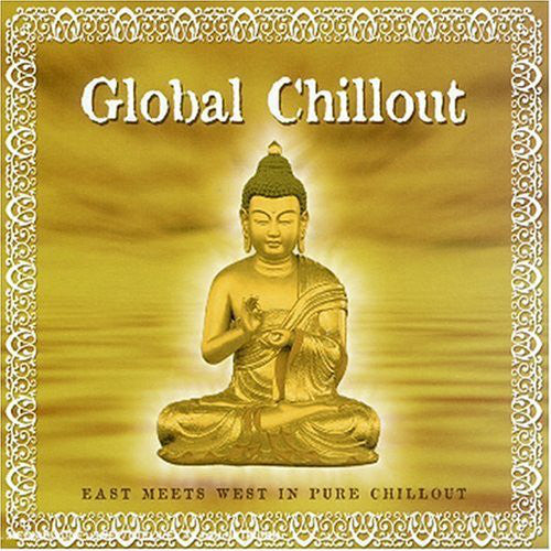 Various - Global Chillout: East Meets West In Pure Chillout (5xCD) - USED