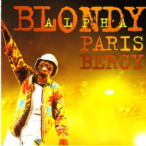 Alpha Blondy - Paris Bercy (CD) - USED