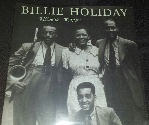 Billie Holiday - Billie's Blues (LP, Ltd, Num, RE, RP, Aud) - NEW