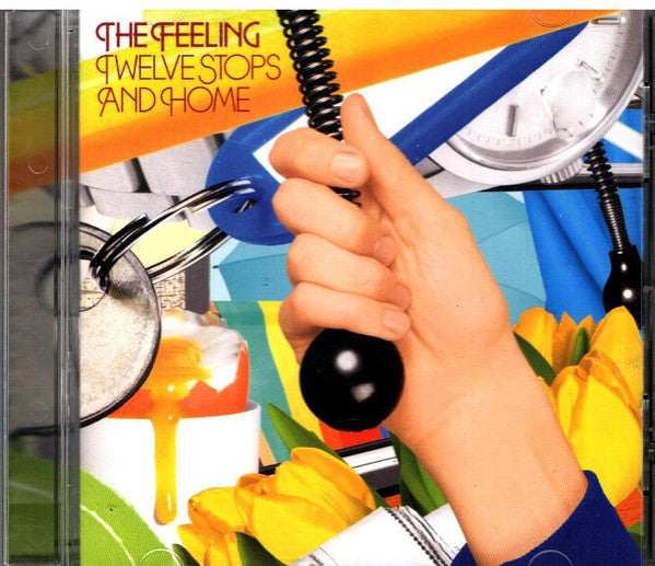 The Feeling - Twelve Stops And Home (CD, Album) - USED