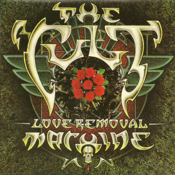 "The Cult - Love Removal Machine (2x7"", Single, RP, Gat) - USED"