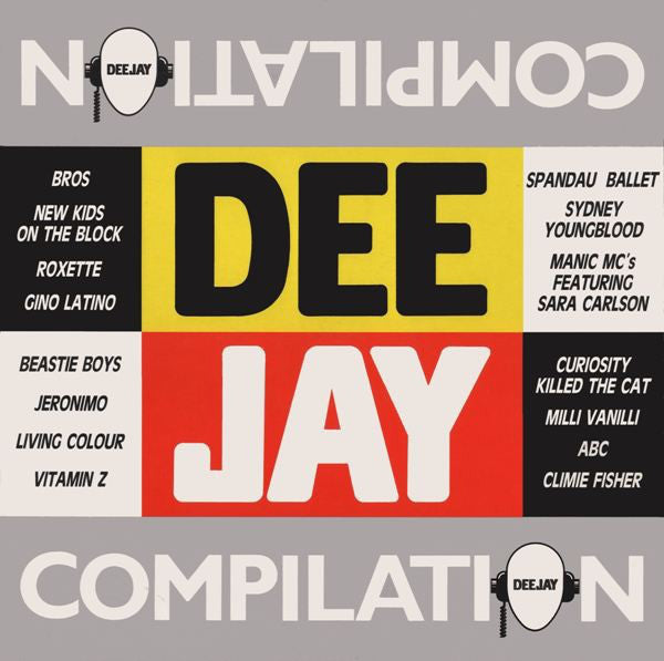 Various - Deejay Compilation (CD, Comp) - USED