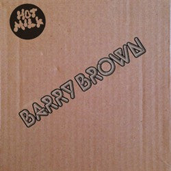 "Barry Brown - Barry Brown (7x7"" + Box, Ltd) - NEW"