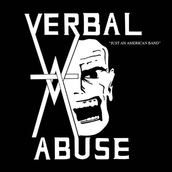 Verbal Abuse - Just An American Band (LP, Album, Ltd, RE, RM, Red) - NEW