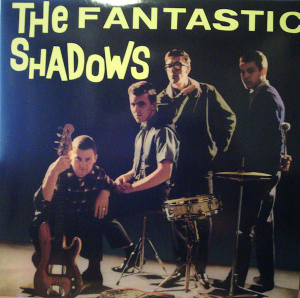 The Shadows - The Fantastic Shadows (LP, Comp, Mono, RE, 180 + CD, Comp, Mono) - USED